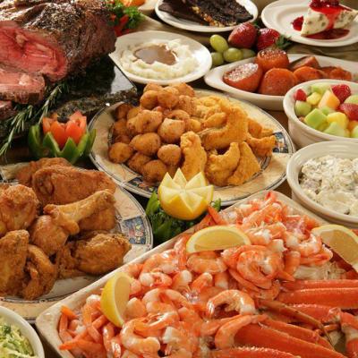 Banquet and Wedding Menu - Option 4 image