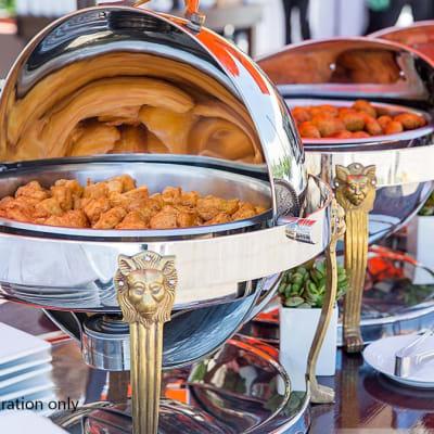 Banquet and Wedding Menu - Option 3 image