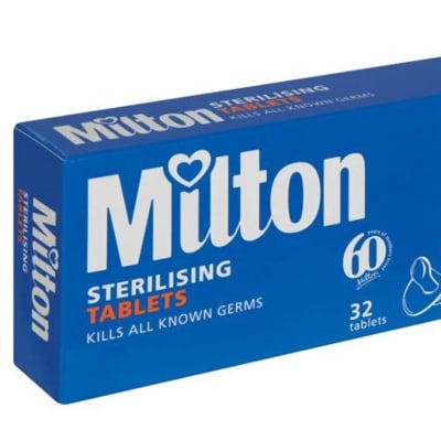 Milton Water Purification & Sterilization Tablets image
