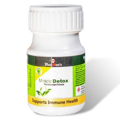 Miracle detox - The Antioxidant Formula image