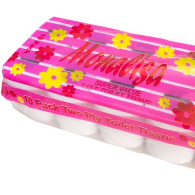 Toilet Tissue - Monalisa 10 Pack 2ply  image