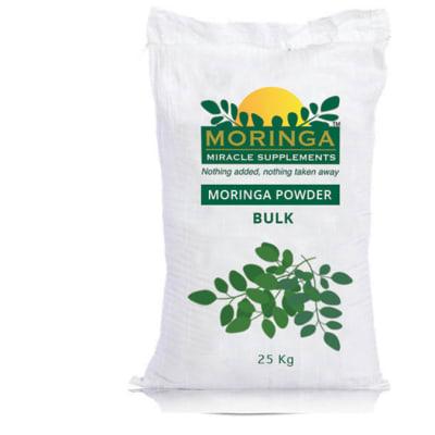 Bulk Moringa Powder - 25kg image