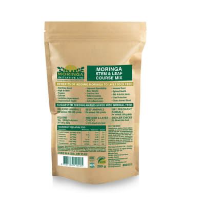 Animal Health Care Moringa  Animal Feed Supplement - 200g image