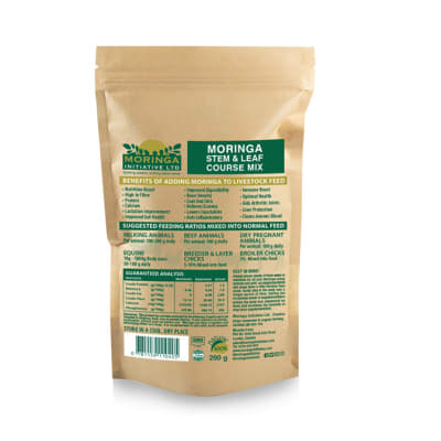Moringa  Animal Feed Supplement 200g image