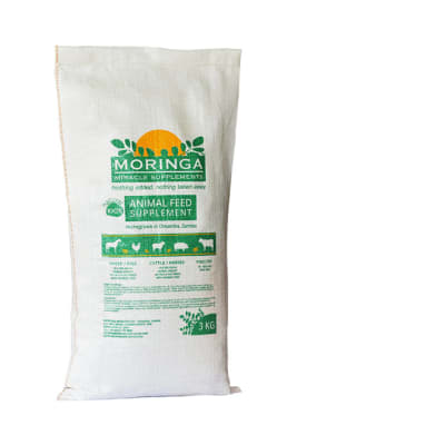 Moringa  Animal Feed Supplement  3kg image