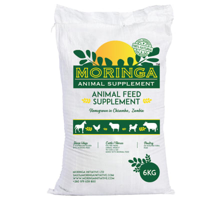 Moringa Animal Feed Supplement image