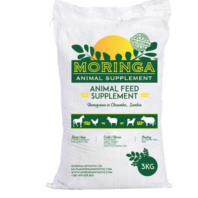 Animal Health Care Moringa  Animal Feed Supplement - 3kg image
