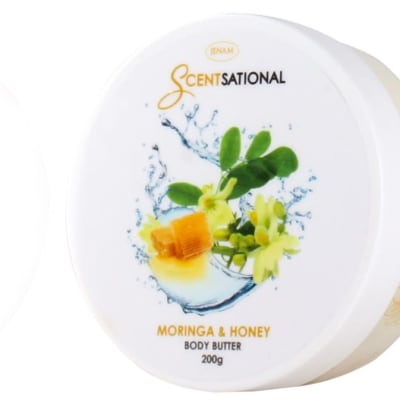 Moringa & Honey Scentsational Body Butter image