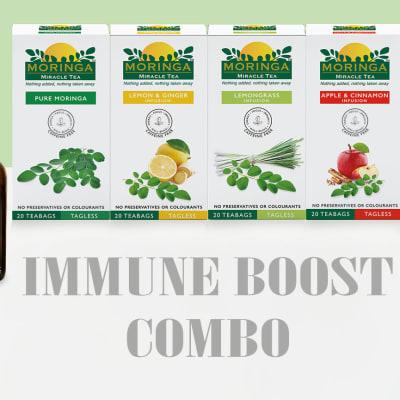 Moringa  Immunity Boost Combo  image