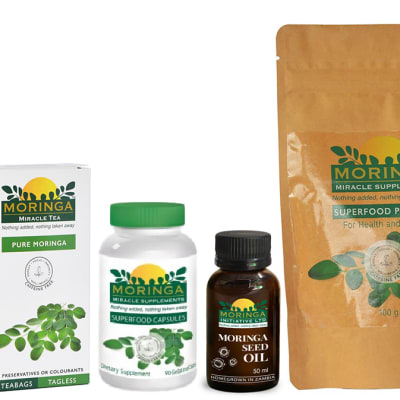 Moringa Immunity Booster Essesntial Pack  image
