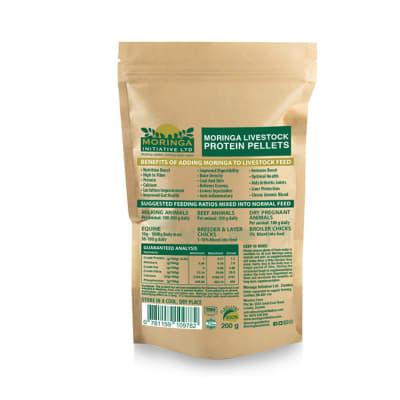 Moringa  Livestock Protein Pellets  200g image