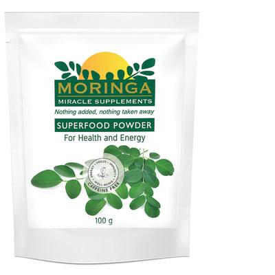 Moringa Miracle Powder image
