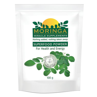 Moringa Superfood Powder image