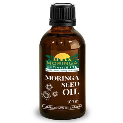 Moringa Oil  100ml image