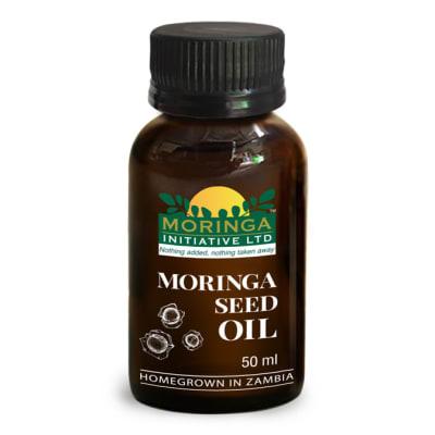 Moringa Oil  50ml  image