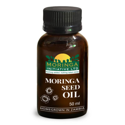 Moringa Oil 50ml  image