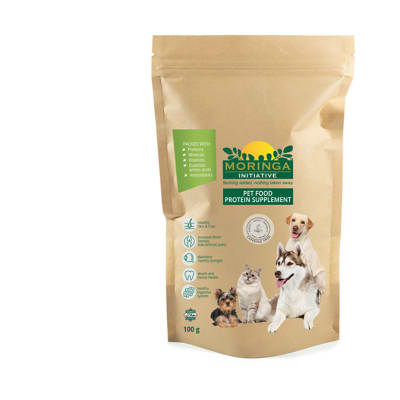 Moringa  Pet Food Protein Supplement  image