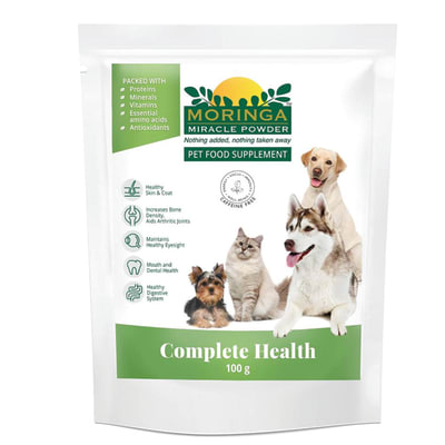 Moringa Pet Food Supplement image