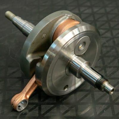 Suzuki DR200 Motorbike - Crank Shaft  image