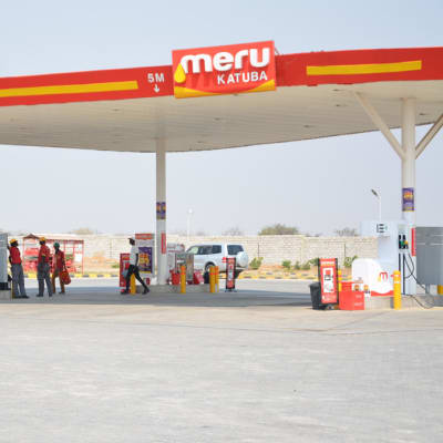Mount Meru Petroleum Zambia Ltd image