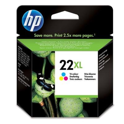 22xl (Hp C9352ca) multi Colour Ink Cartridge image