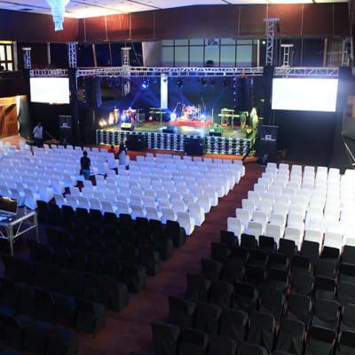 Mulungushi International Conference Centre image