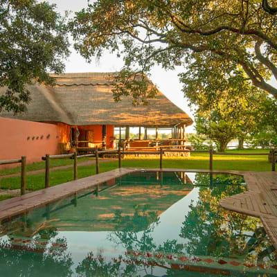 Mvuu Lodge Zambia image