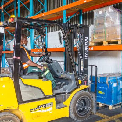 Warehouse Storage image
