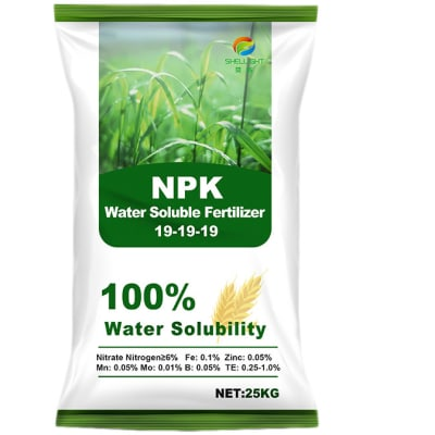 Soluble Products Poly-Feed Npk 19:19:19   - 500g image