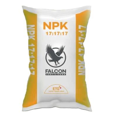 Basal Dressings Npk 17-17-17  Fertilizer - 50kg image