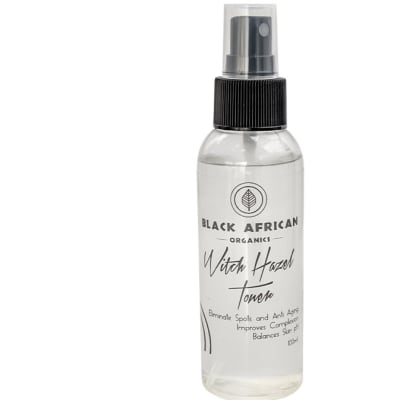 Natural Antibacterial Skin Toner   with Witch Hazel & Rosewater  100ml  image