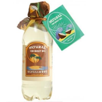 Natural Coconut Oil Sandalwood  image