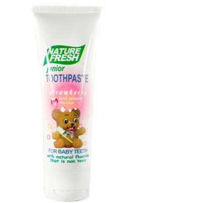Junior Herbal Toothpaste  with Rooibos & Calendula 75ml image