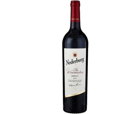 Nederburg Winemasters Merlot 2018 image