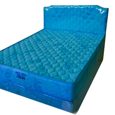 Luxor - Nester Ortho Quilted High Density Foam Mattress & Base Set  image