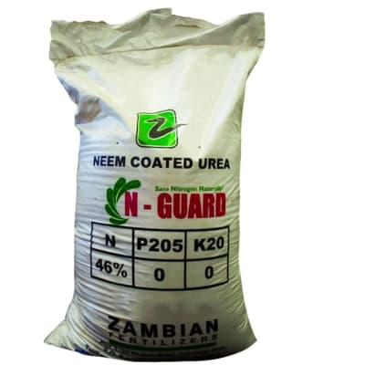 N-Guard Neem Coated Urea Fertilizer - 5kg image