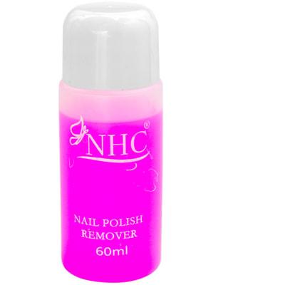 Nhc Nail Polish Remover  Pink  60ml   image