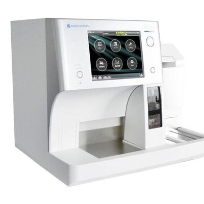 Celltac G Mek 9100  Fully Automatic Haematology Analyzer image