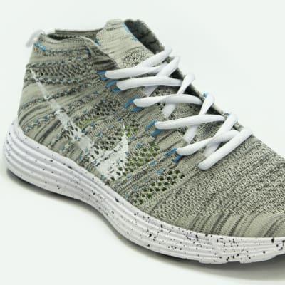 Nike - Grey & white sneakers image