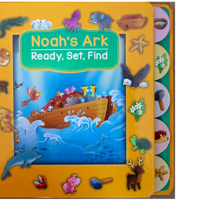 Noah's Ark - Ready, Set, Find image