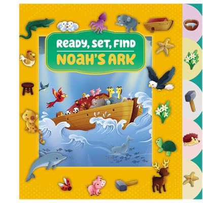 Noah's Ark - Ready, Set, Find image