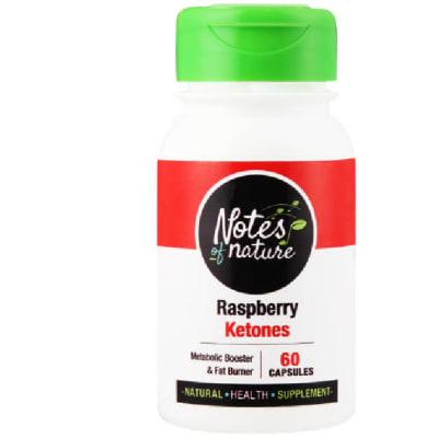 Raspberry Ketones  Fat Burner  60 Capsules  image