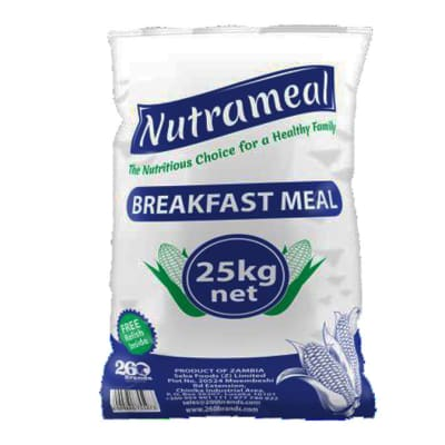 Nutrameal White Maize Breakfast Meal image
