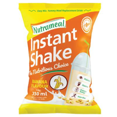 Nutrameal   Instant Shake  Banana 50 X 350ml image