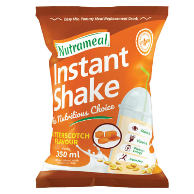 Nutrameal Instant Shake - Butterscotch 50x350ml image