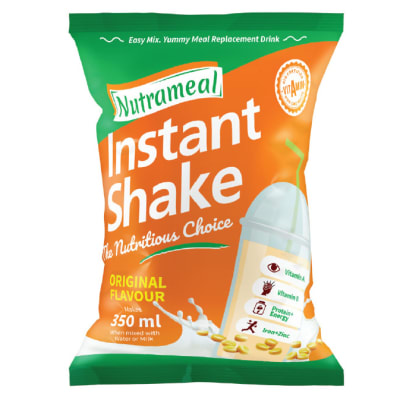 Nutrameal Instant Shake 50x350ml image