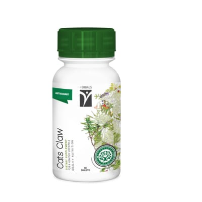 Cats Claw Dietary Supplement  60 Tablets image