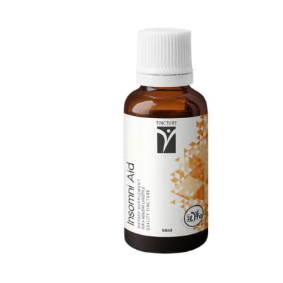 Insomni-Aid Dietary Supplement Tincture Drops 50ml image