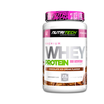 Nutritech Premium Whey Protein for Her image