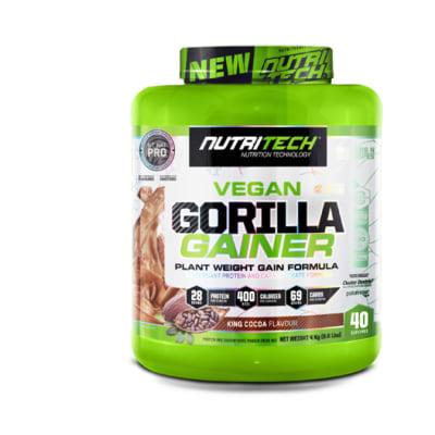 Nutritech  Vegan Gorilla Gainer  image
